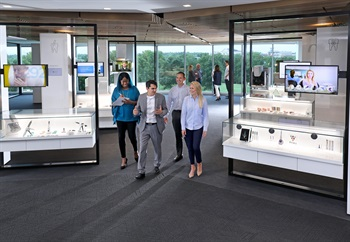 Dentsply Sirona Celebrates Grand Opening of New Training Facility