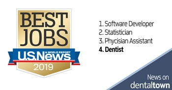 Software developer, dentist rank high on list of best jobs in US