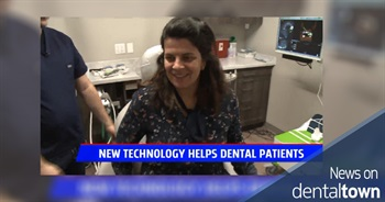 GR dentist using new technology to make dental implants more accurate, less painful