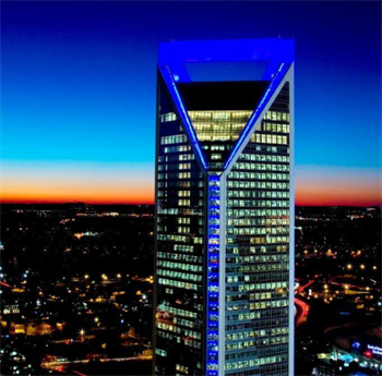 Duke Energy Center to Light Blue on Feb. 13 to Promote Children's Dental Health