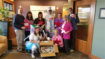 America's ToothFairy Smile Drive Inspires Coast-to-Coast Toothbrush Collection Effort
