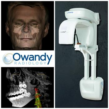 Owandy Radiology Debuts Upgraded I-Max 3D and Announces New Distribution Deal