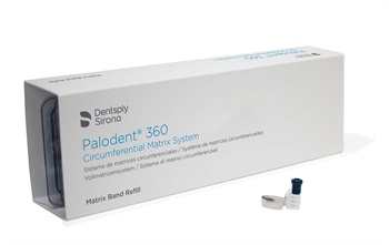 Dentsply Sirona Releases New Palodent 360 Circumferential Matrix System