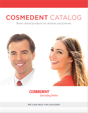 Cosmedent Releases 2018 Catalog