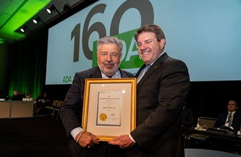 Henry Schein's Steven W. Kess Receives Honorary Membership From American Dental Association