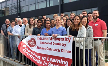 Kool Smiles Donates $8,000 to Indiana University Dental Student Outreach Clinic