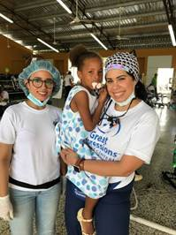Dentist Joins Group of 60 Providing Dental Care to Nearly 2,000 Children in the Dominican Republic