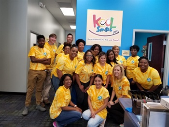 Kool Smiles Serves More than 550 Children on Sharing Smiles Day