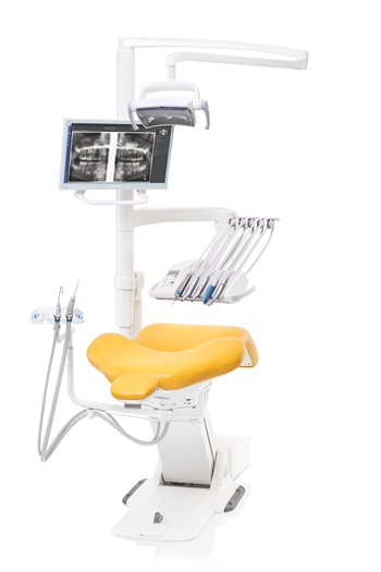 Planmeca Announces New Dental Unit