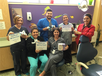 3M Saves Smiles With Product Donations to America's ToothFairy