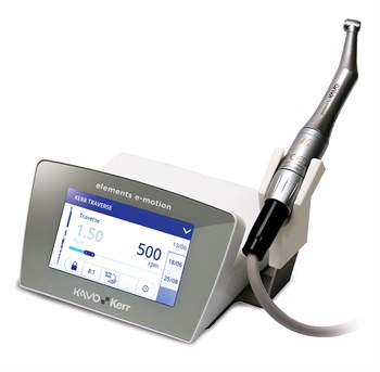KaVo Kerr Introduces New Endodontic Motor