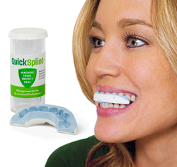 Orofacial Therapeutics Receives CE Mark Approval for its QuickSplint Interim Oral Appliance