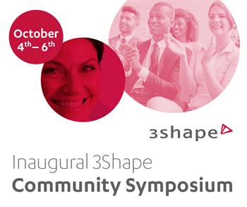 3Shape Announces Inaugural Community Symposium