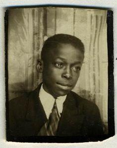 Young Miles Davis