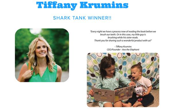 Tiffany Krumins