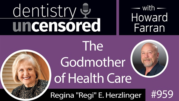 959 The Godmother of Health Care, Regina