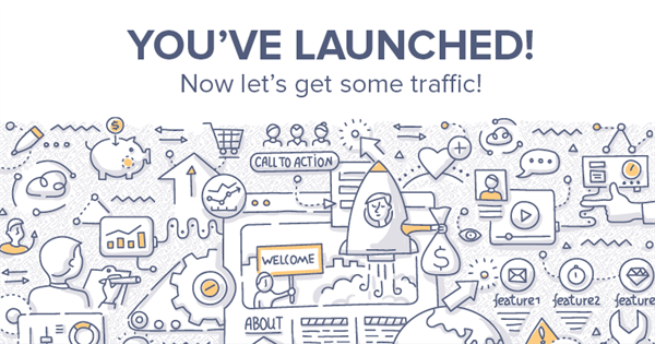 10 Simple Ideas to Promote Your New Website